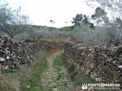 Las Hurdes: Agua y Paisaje;senderos canarios;senderos gran canaria